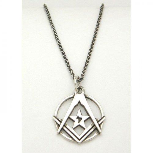 Masonic Pendant - The American Federation of Human Rights