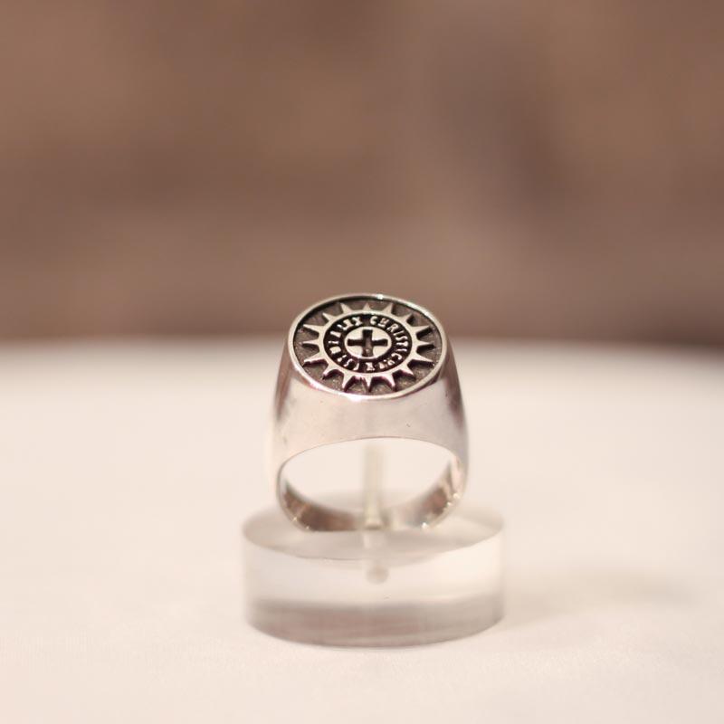 Freemason Knights Templar Ring Christian Ring Religious